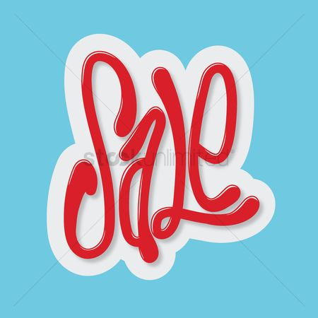 Typographics : Sale