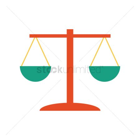 Equality : Scales of justice