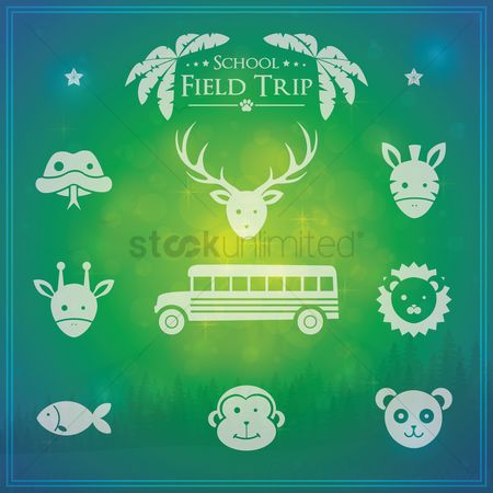 Vacation : School field trip