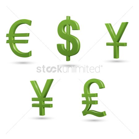 Free 3d Yen Currency Symbol Stock Vectors Stockunlimited