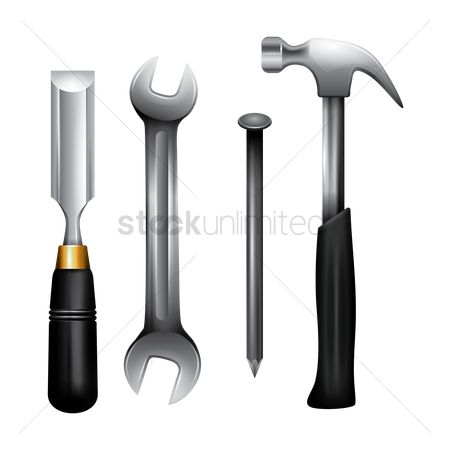 Handy : Set of fixing tools