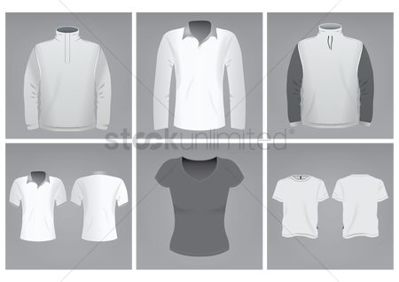 Pullover : Set of garments