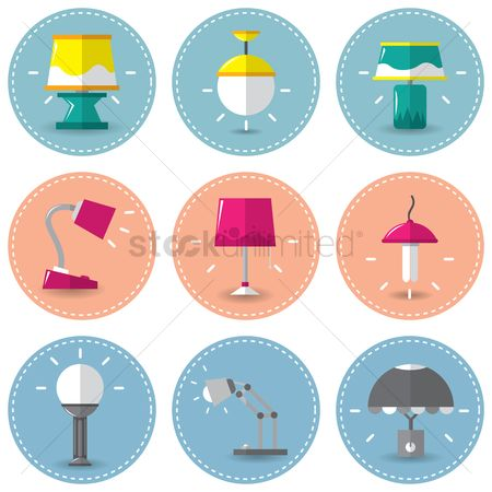Illumination : Set of lamps