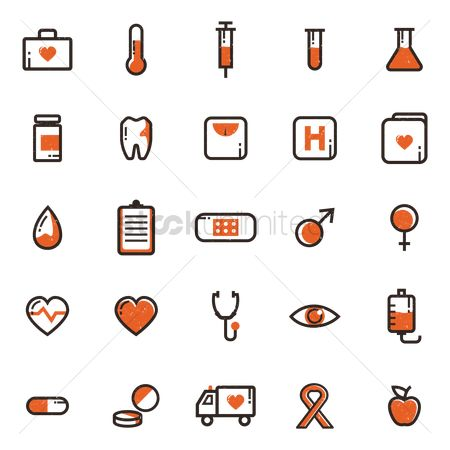 Medical : Set of medical icons