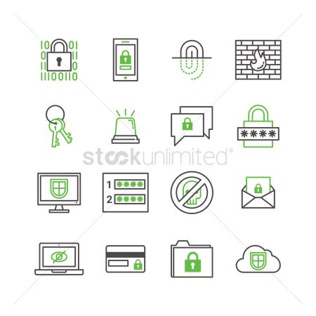 Password : Set of network security concepts