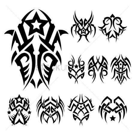 c83034866629d Free Maori Tattoo Stock Vectors | StockUnlimited