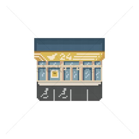 Icons : Shopping lot