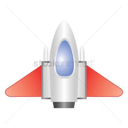 Spaceships : Space rocket
