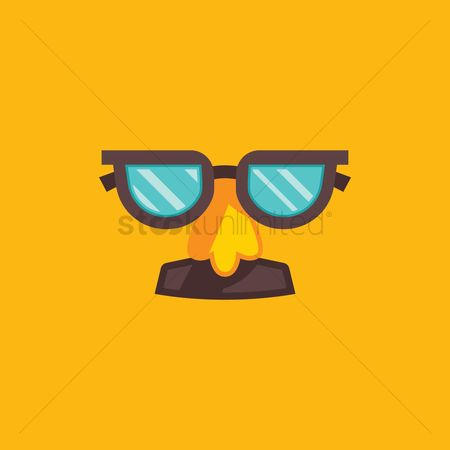 Moustache : Spectacles and mustache design