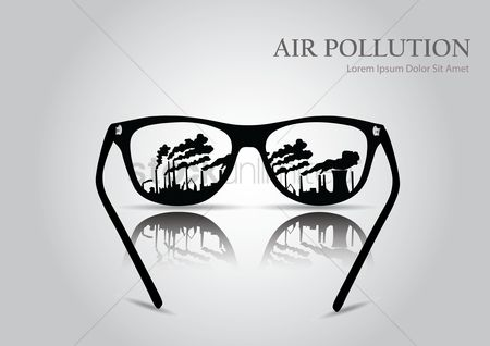 Pollution : Spectacles