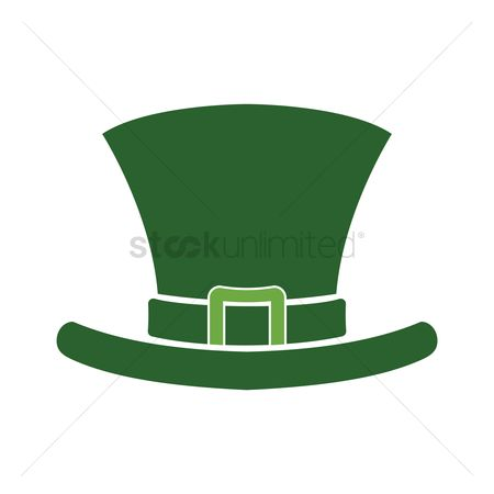 17 : St patrick day hat