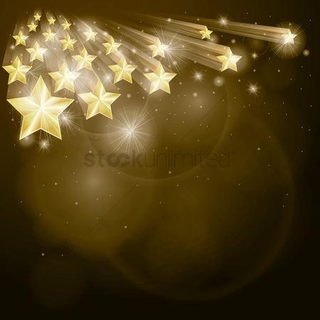 Insignias : Stars background