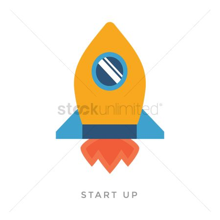 Spaceships : Start up concept