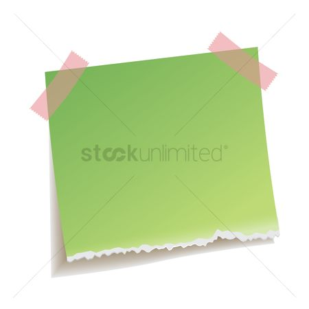 Supply : Sticky note