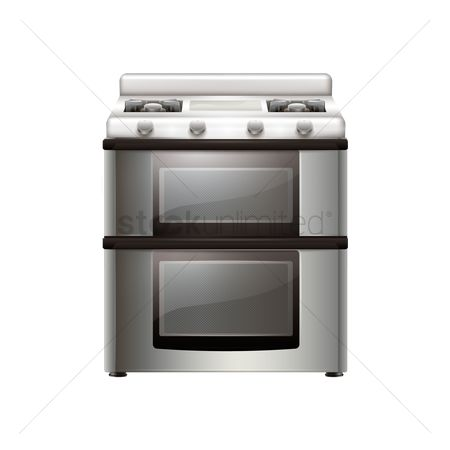 Appliance : Stove oven