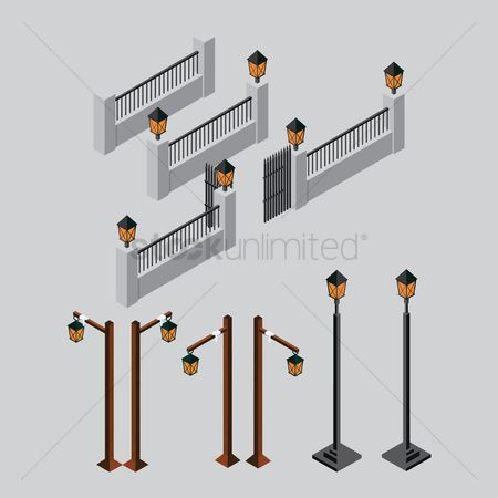 Illumination : Streetlights