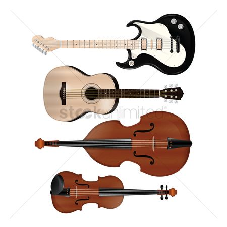 Melody : String instruments