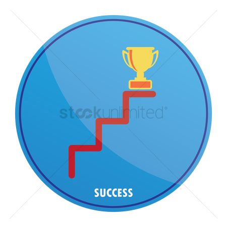 Reward : Success concept