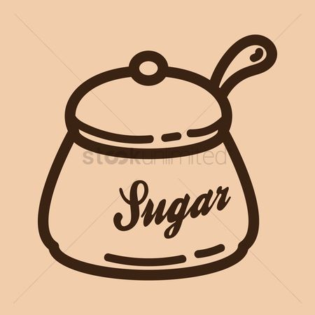 Servings : Sugar pot