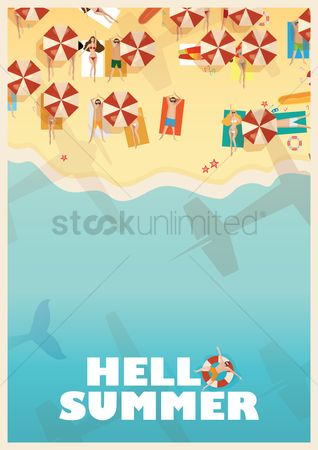 Vacation : Summer poster