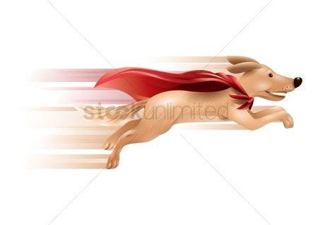 Red : Super dog