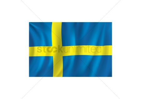 Freedom : Sweden flag