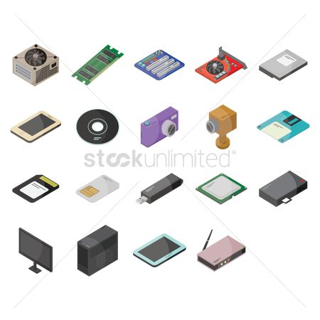 Cpu : Technology icons
