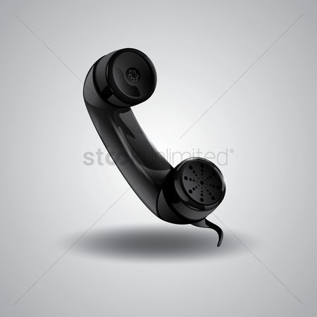 Calling : Telephone receiver
