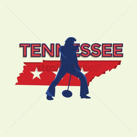 Tennessee : Tennessee flag