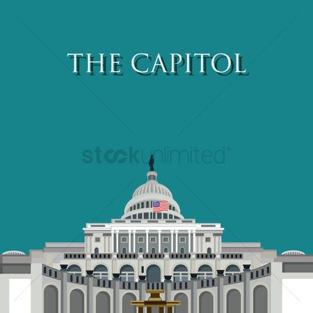 White house : The capitol