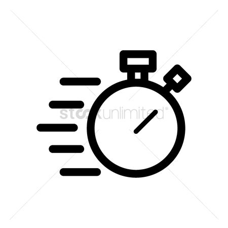 Needle : Timer icon