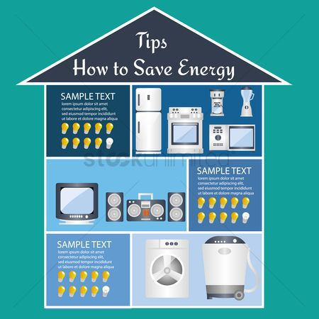 Cleaner : Tips to how to save energy