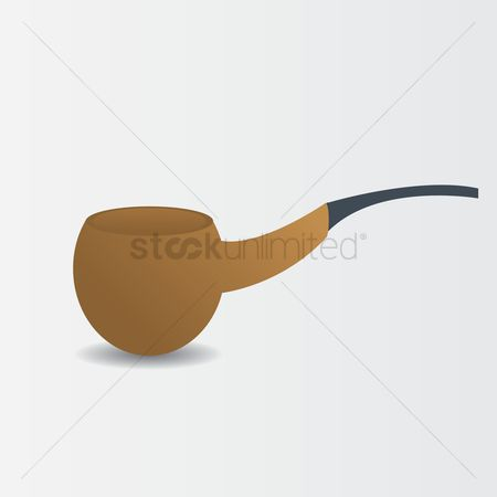 Smoking pipe : Tobacco pipe