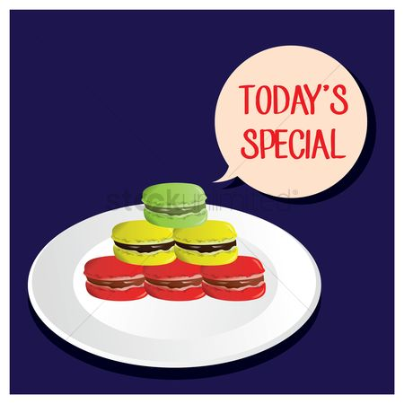 Macaron : Today s special