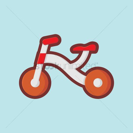 Play kids : Toy bicycle
