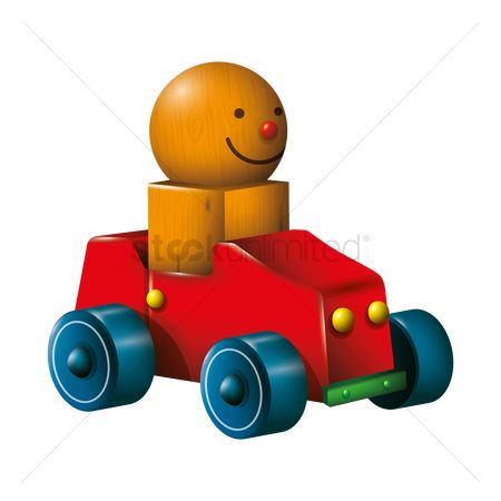 Dolls : Toy car