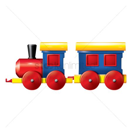 Wheel : Toy train
