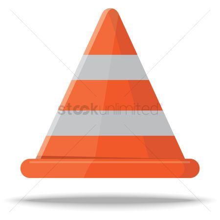 Attention : Traffic cone