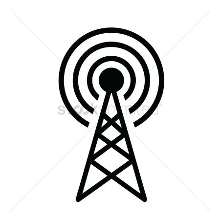 Broadcasting : Transmission tower