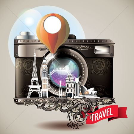Photography : Travel concept