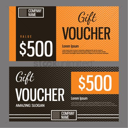 Value : Two gift vouchers