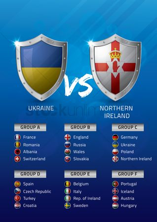 Ukraine : Ukraine vs northern ireland