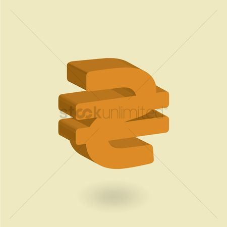 Ukraine : Ukrainian hryvnia currency sign