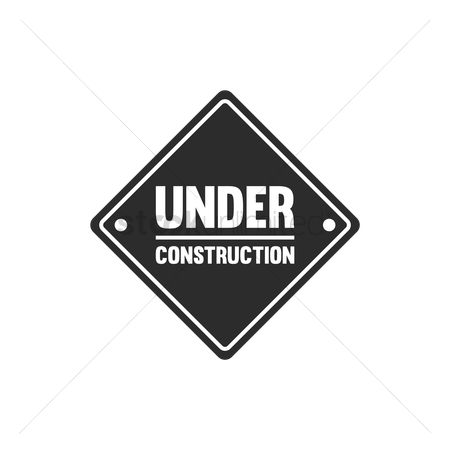 Beware : Under construction board