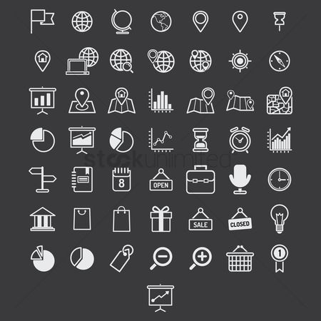Building : User interface icons