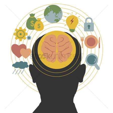 Cogwheels : Various concepts revolving around human brain