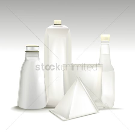 Dairies : Various packages
