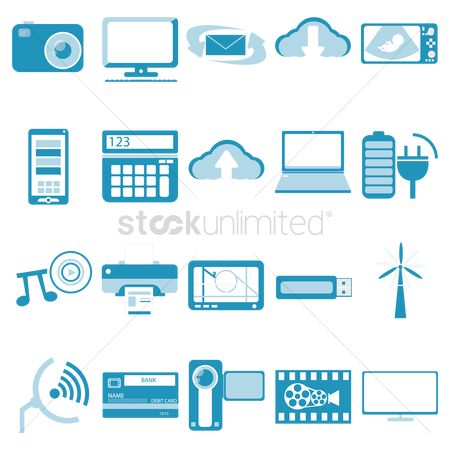 Pendrive : Various technology items