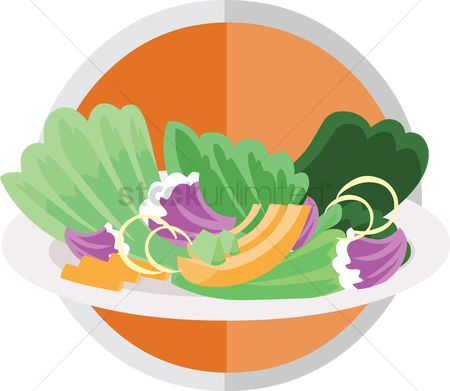 Nutritions : Vegetables