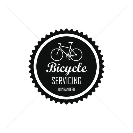 Classic : Vintage bicycle label